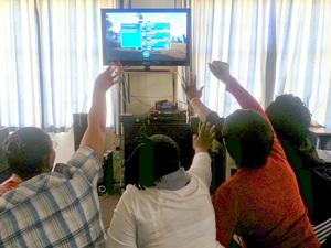 Xbox workshop KZN Learning Gains