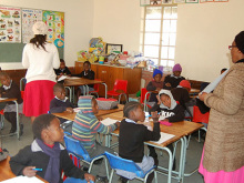 Nogqaza Primary, Howick