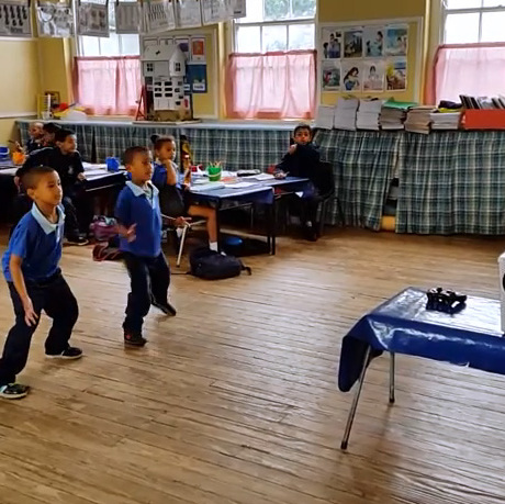 VIDEO:  2014.10.30.Grade R Somerset Wes Methodist Primary