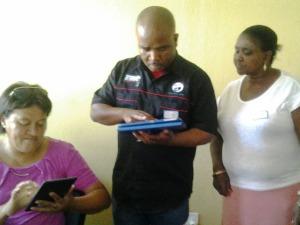 February 2015 Workshop Western Cape