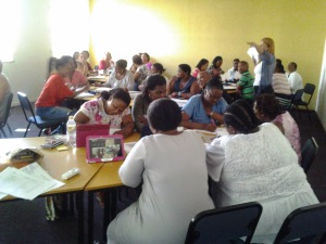 Feb 2015 WC Teacher Workshop with Tracey