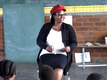 Video: Buselaphi Shelembe Story from Qhamukile Primary School